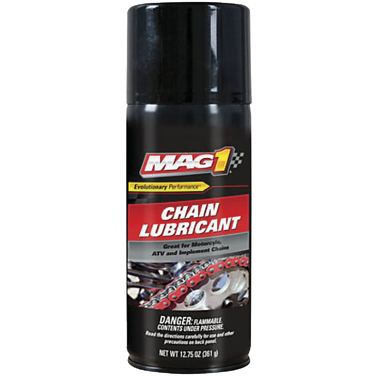 12OZ CHAIN & CABLE LUBE