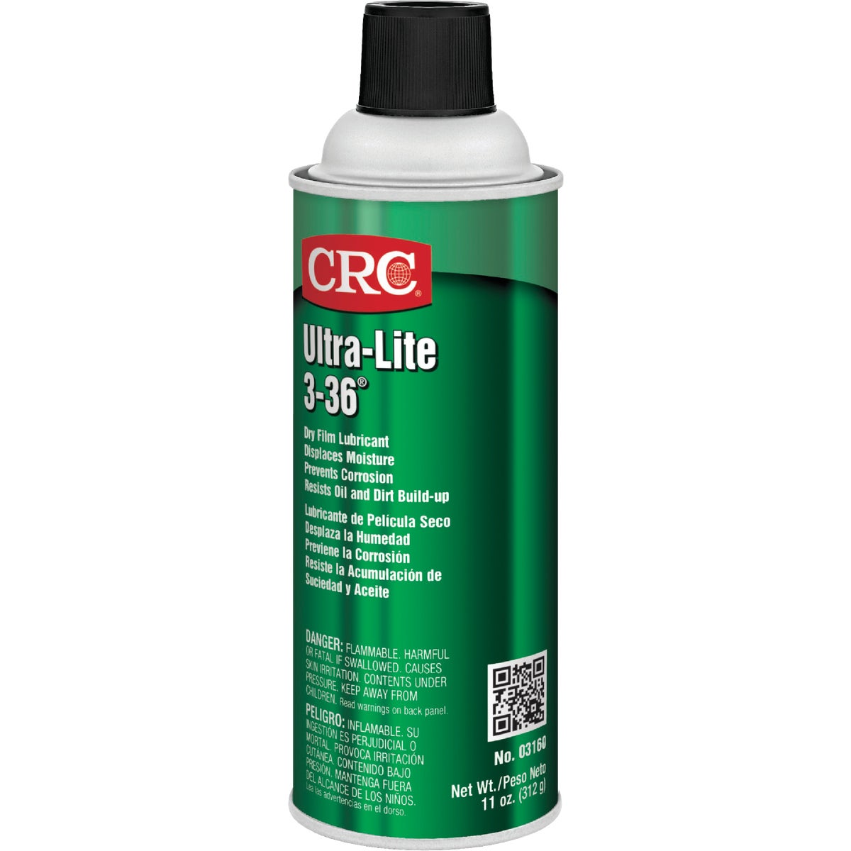 LIGHT DUTY LUBRICANT - 03160 by Crc Industries Inc