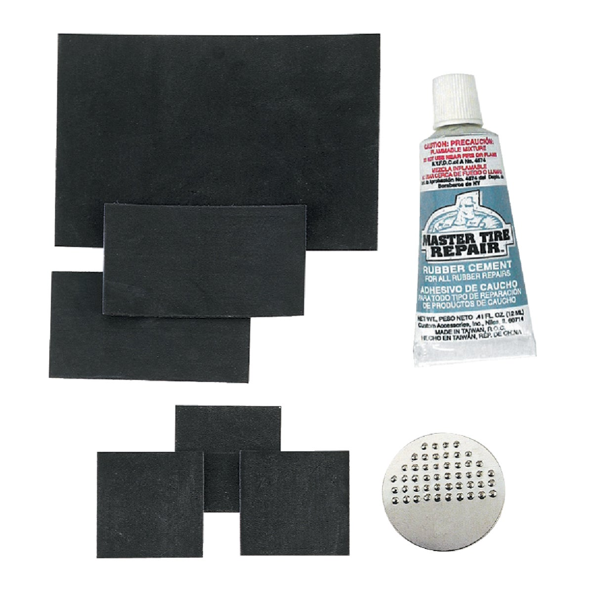 RUBBER REPAIR KIT - 21118 by Custom Accessories