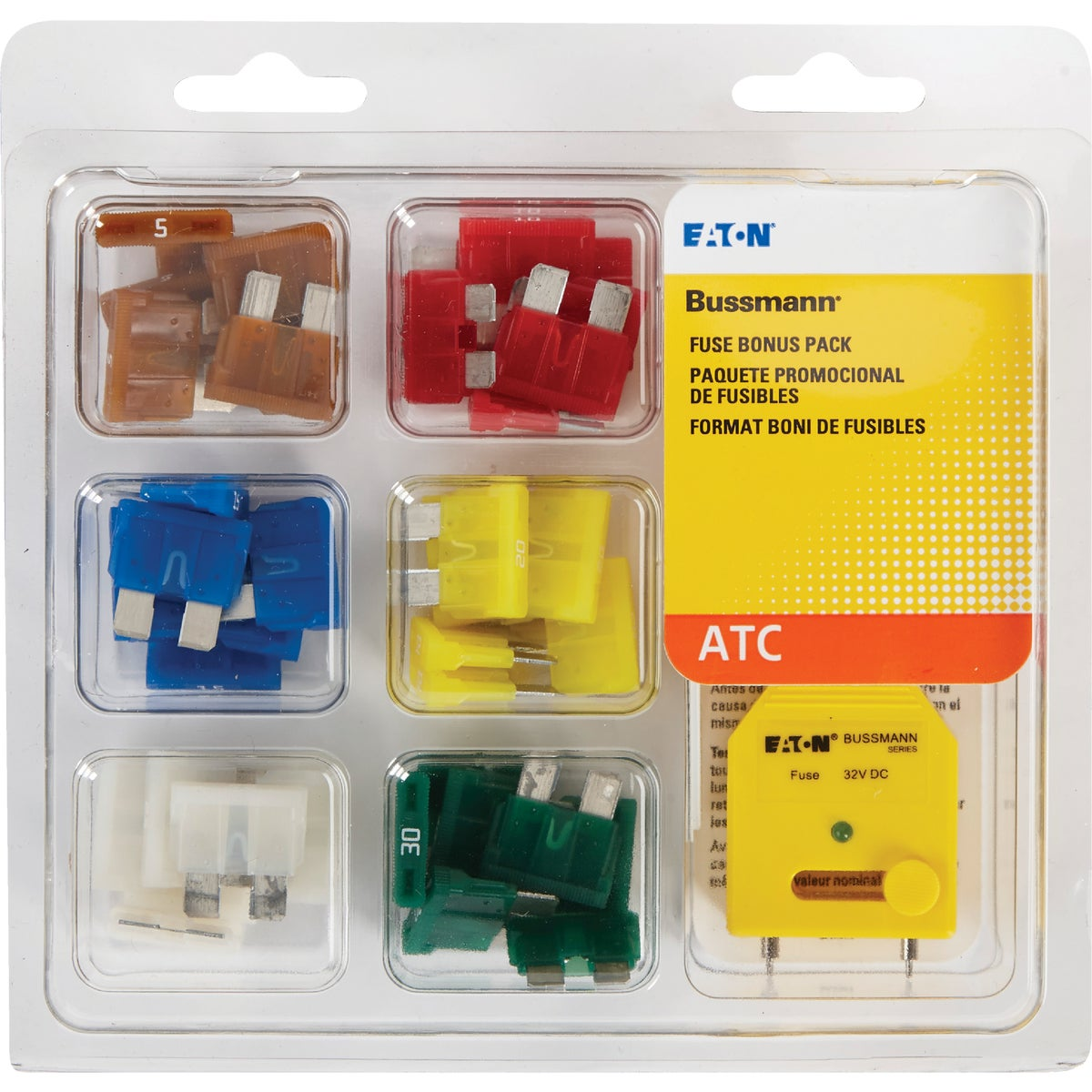 42PK FUSE ASSORTMENT