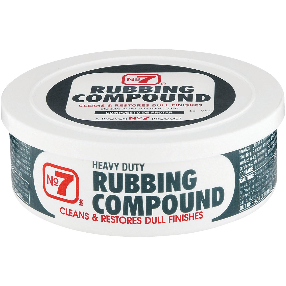10OZ RUBBING COMPOUND - 08610 by Cyclo Industries