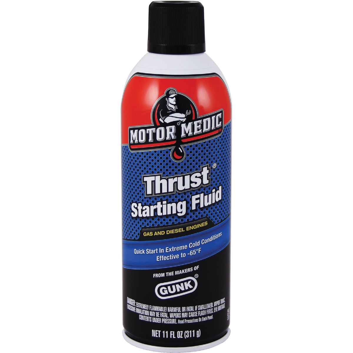 11OZ STARTING FLUID - M3815 by Radiator Specialty