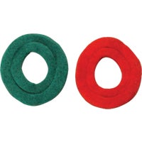 Custom Accessories 2PK BATTERY WASHERS 46645