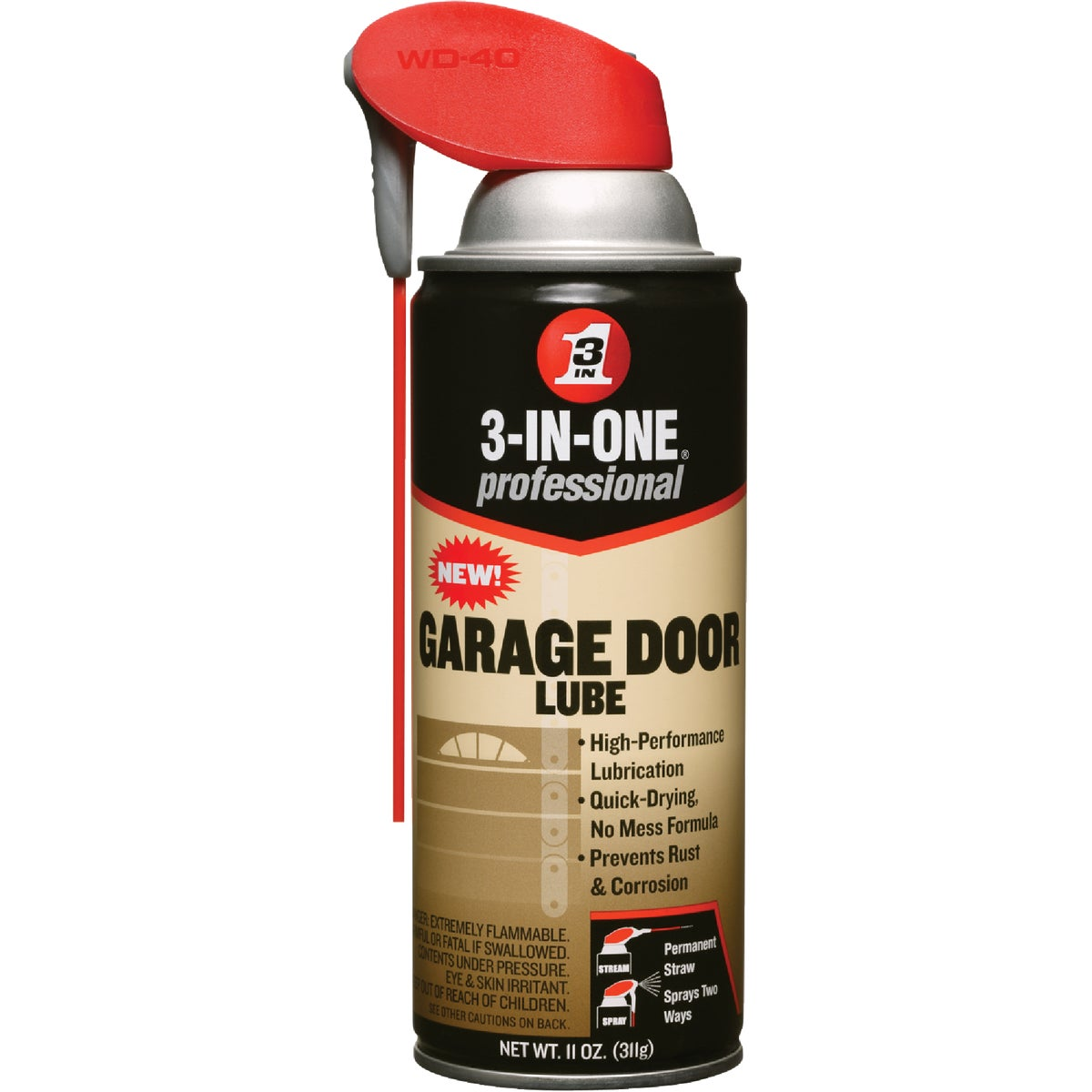 11OZ GARAGE DOOR LUBE - 10058 by W D 40 Company