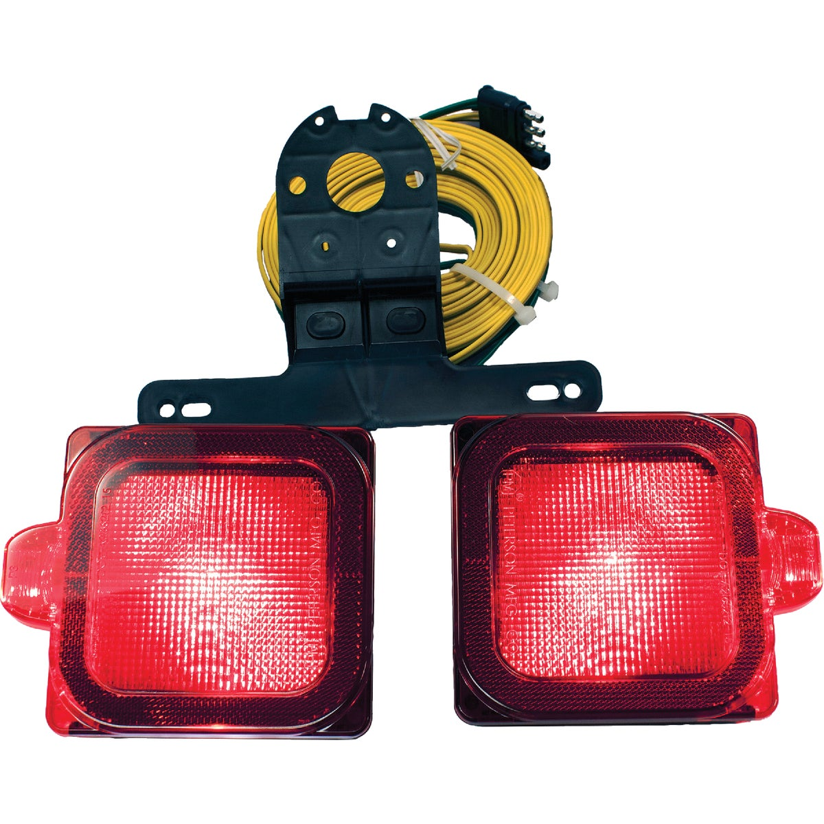 LED TRAIL REAR LIGHT KIT - V941 by Peterson Mfg Co