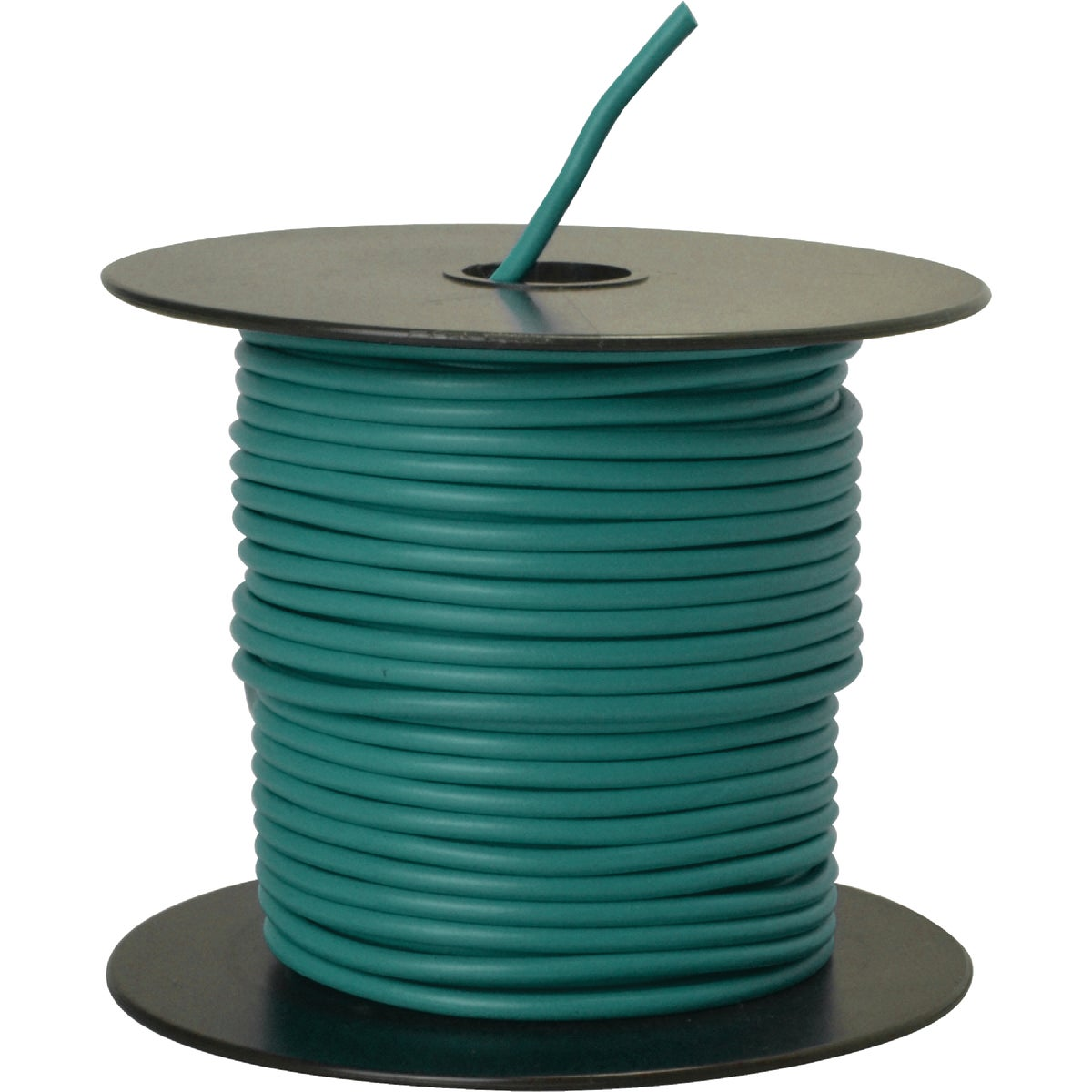 100' 14GA GRN AUTO WIRE - 14-100-15 by Woods Wire Coleman