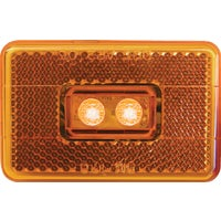 Side Marker Clearance Light With Reflex, V170A