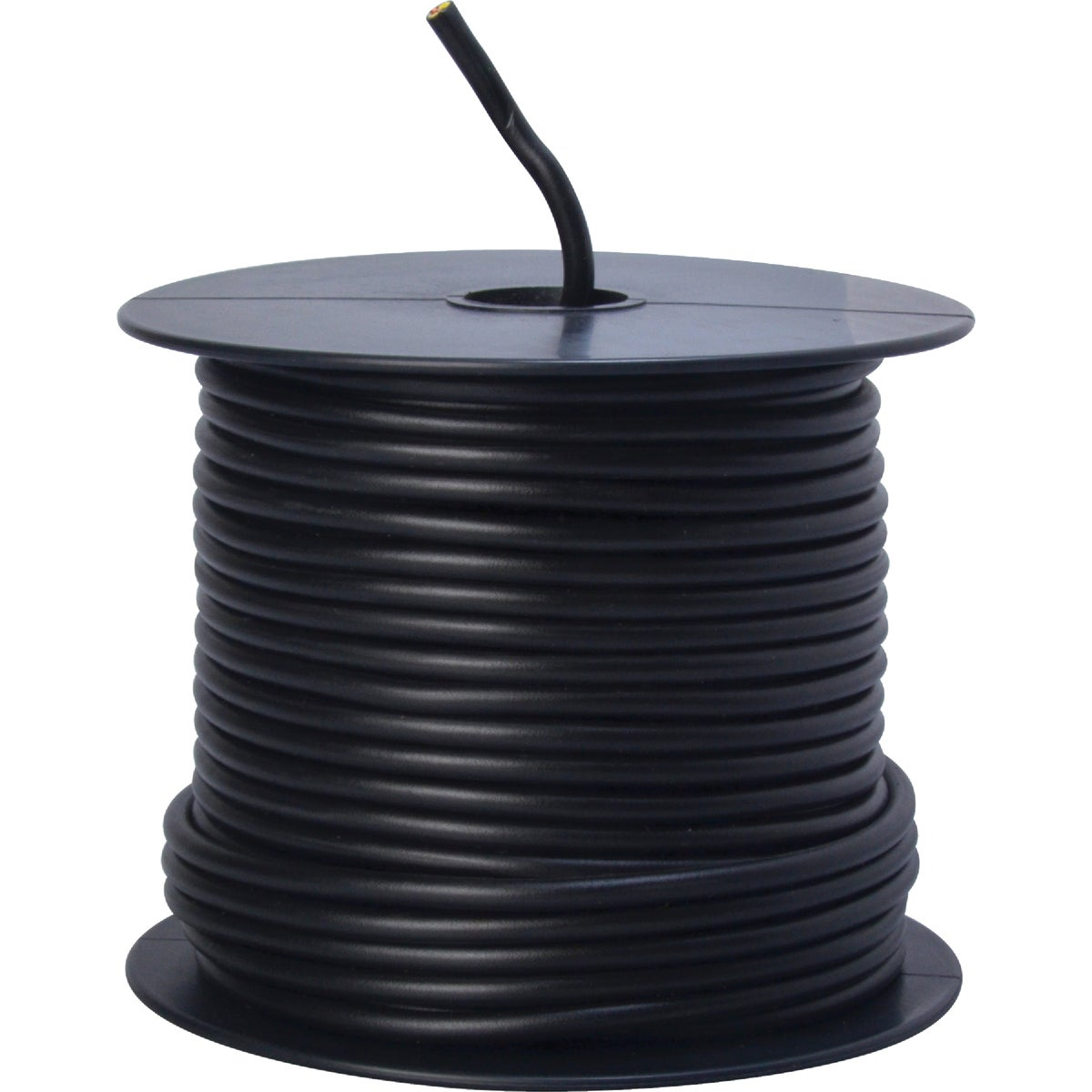 100' 12GA BLK AUTO WIRE - 12-100-11 by Woods Wire Coleman