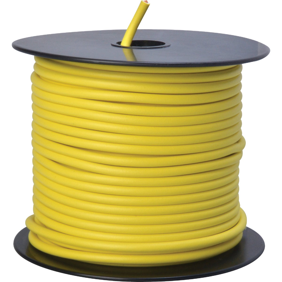 100' 12GA YEL AUTO WIRE - 12-100-14 by Woods Wire Coleman
