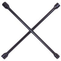 Custom Accessories 4-Way Lug Wrench, 84422
