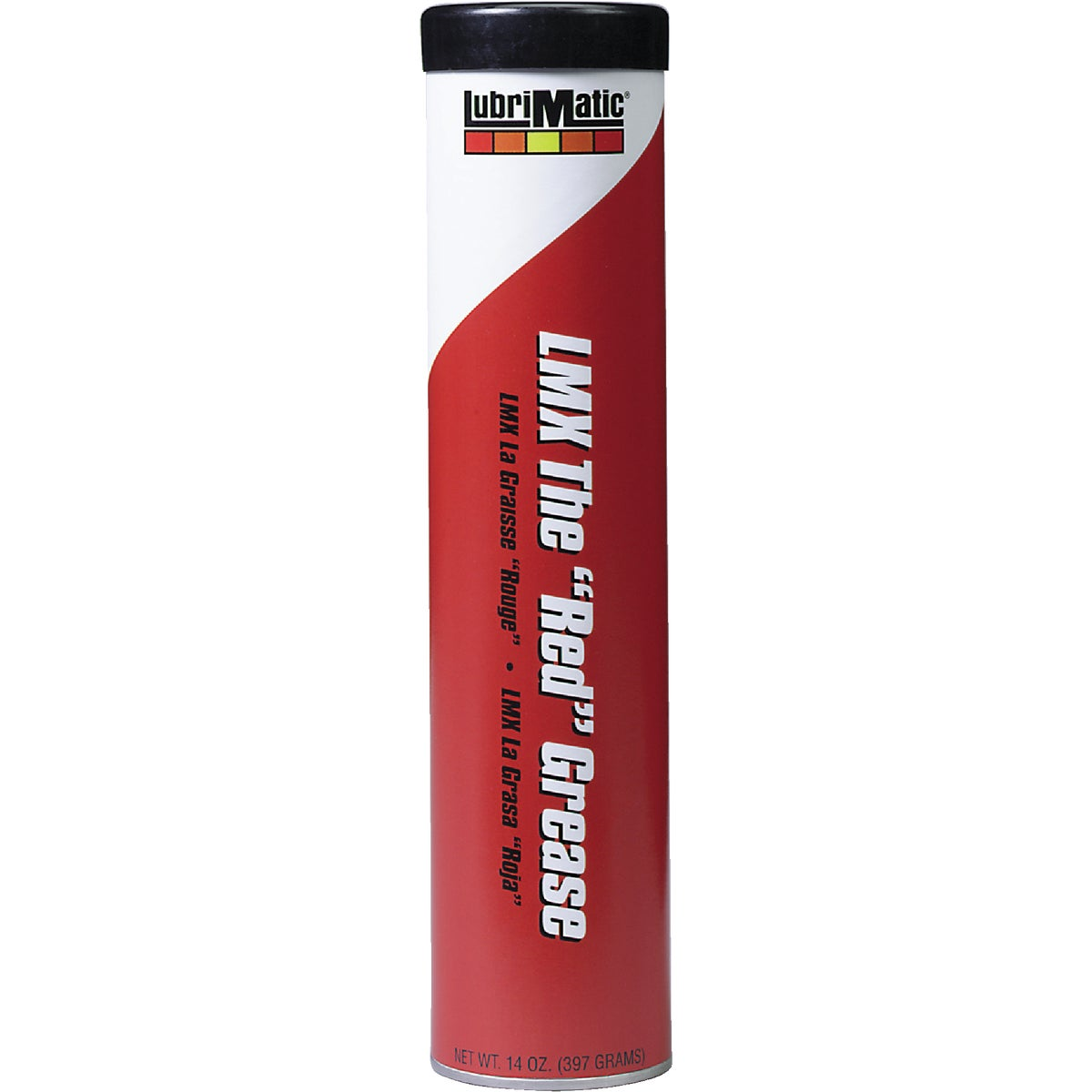 14OZ H.D. RED GREASE - 11390 by Plews  Lubrimatic