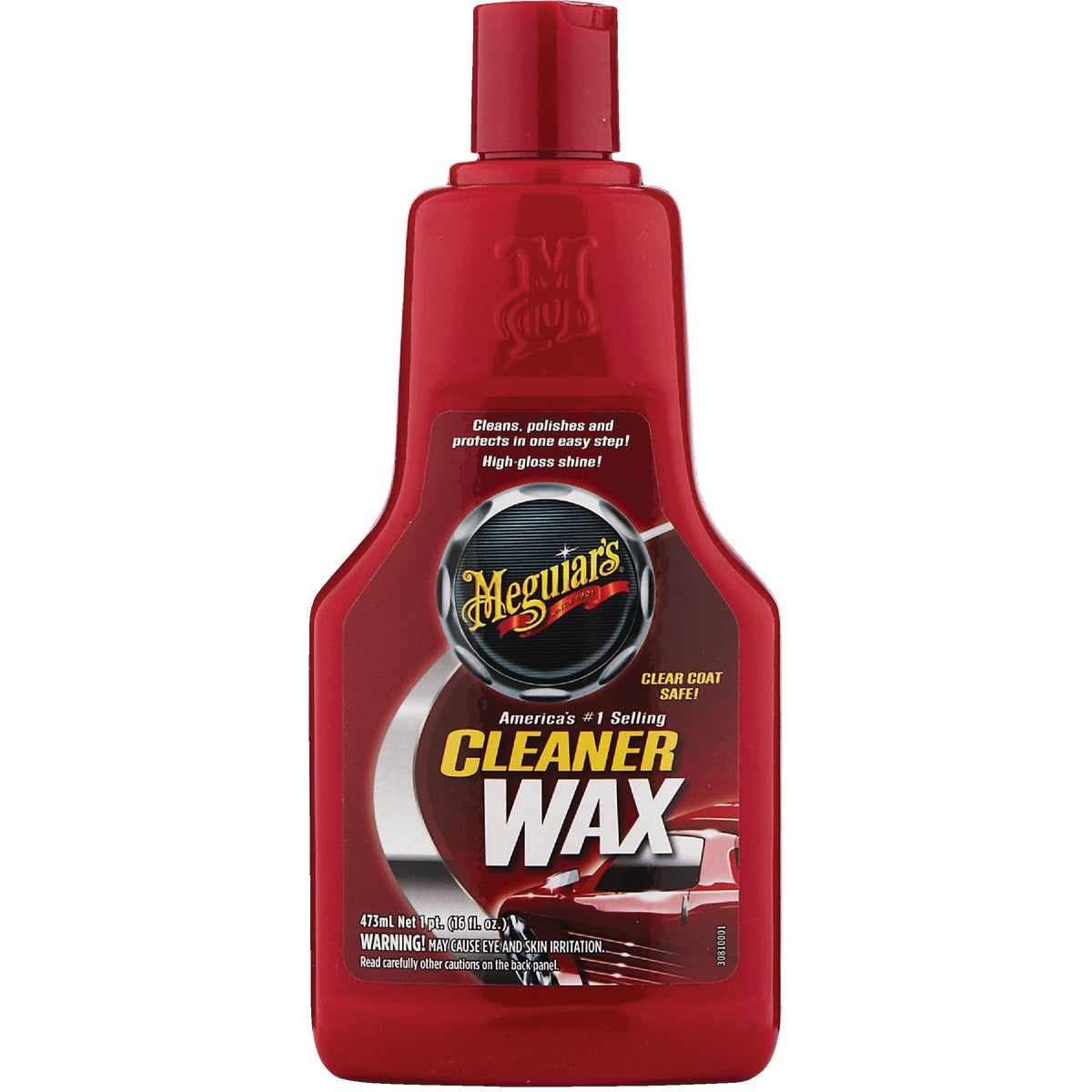 16OZ LIQUID CLEANER WAX