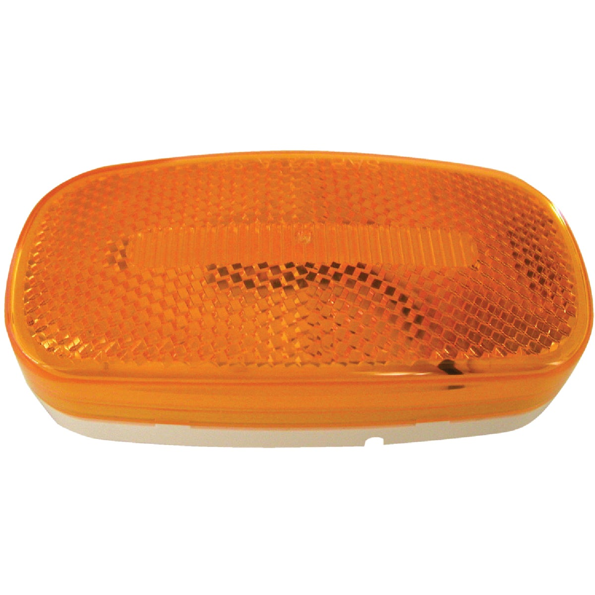 LED AMB OVAL CLEAR LIGHT - V180A by Peterson Mfg Co
