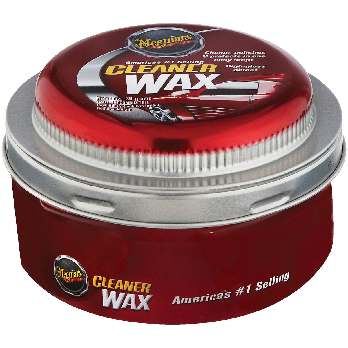 14OZ PASTE CLEANER WAX - A1214 by Meguiars Inc