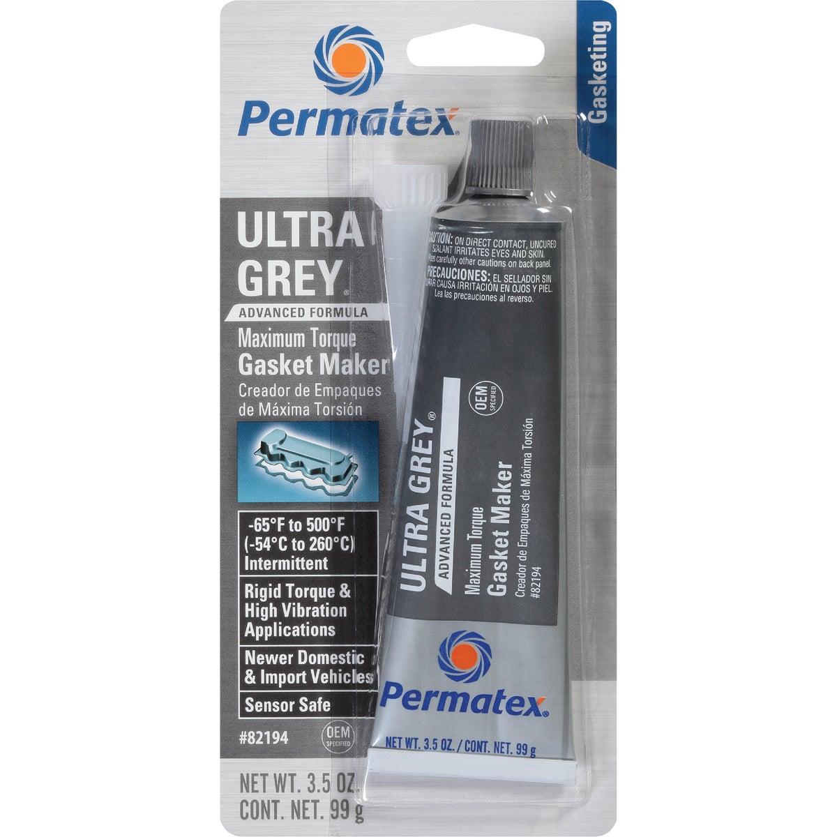 Permatex, Inc. GRAY SILICONE 82194