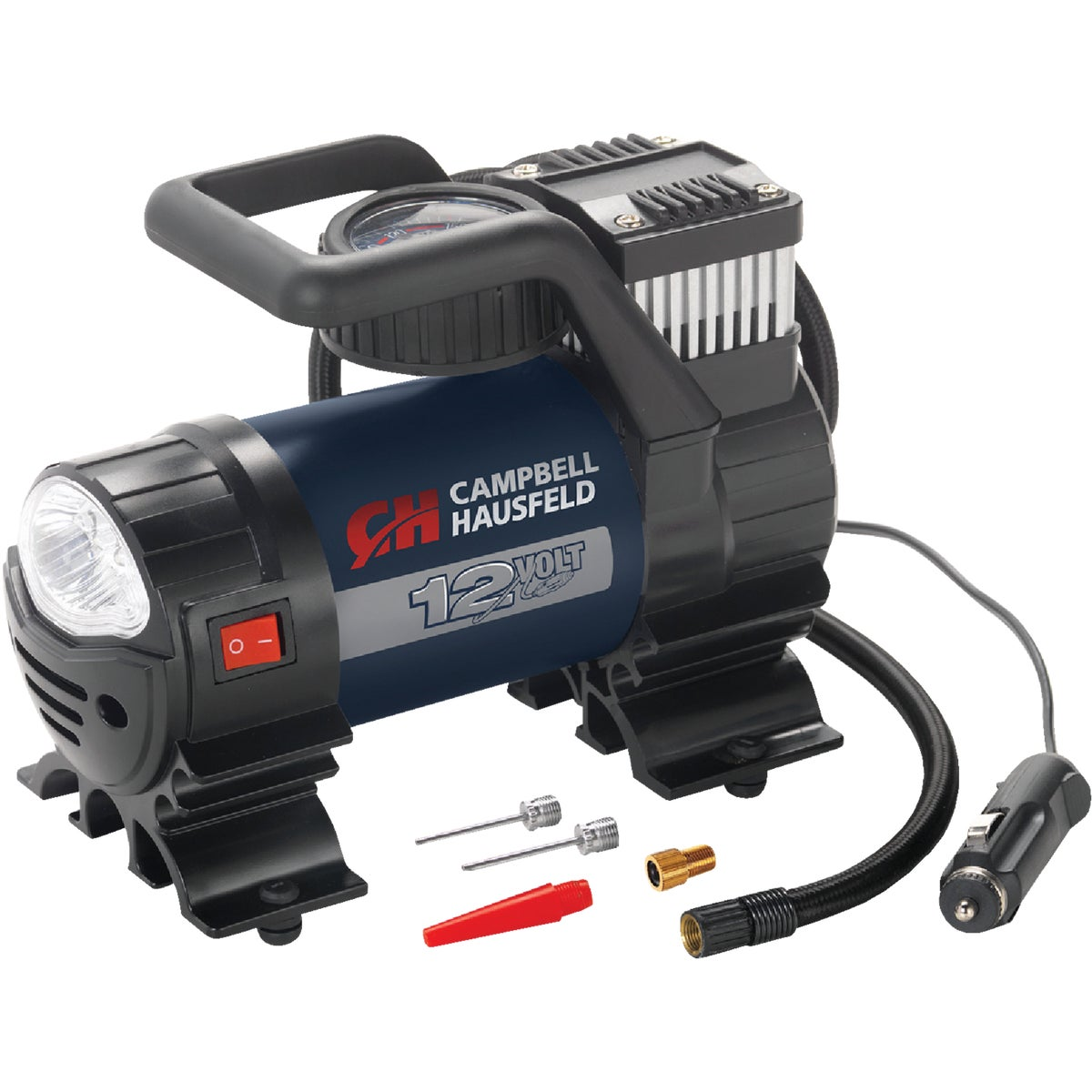 12V INFLATOR W/LIGHT - RP3200 by Campbell Hausfeld Co