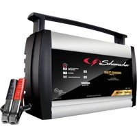 Schumacher 12V Automatic Auto and Marine Battery Charger, SC1358