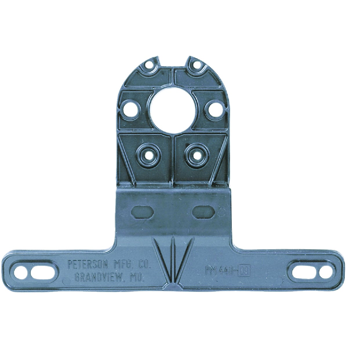 LICENSE BRACKET - V440-09 by Peterson Mfg Co