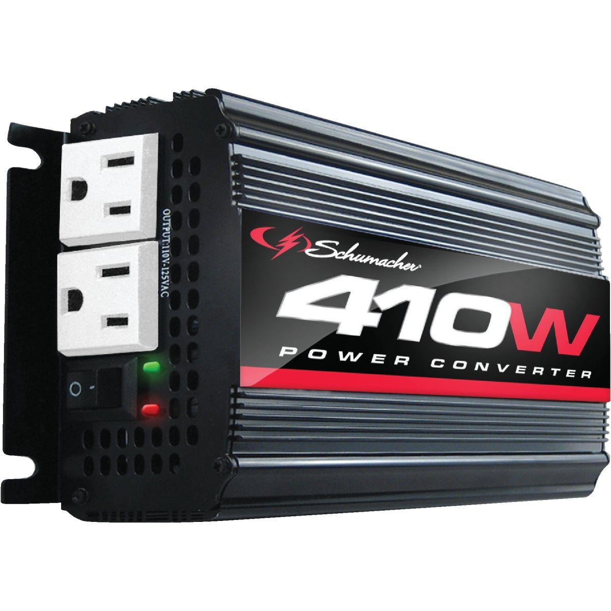 410W POWER INVERTER - XI41B by Schumacher Electric