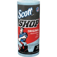 55Ct Roll Shop Towel