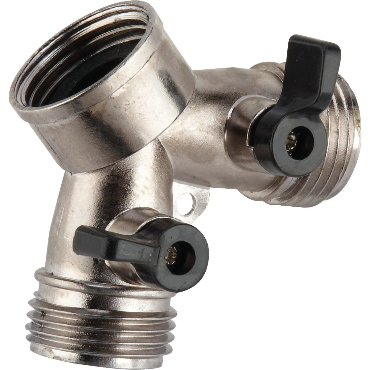 METAL SHUT OFF Y-VALVE - 20113 by Camco Mfg.