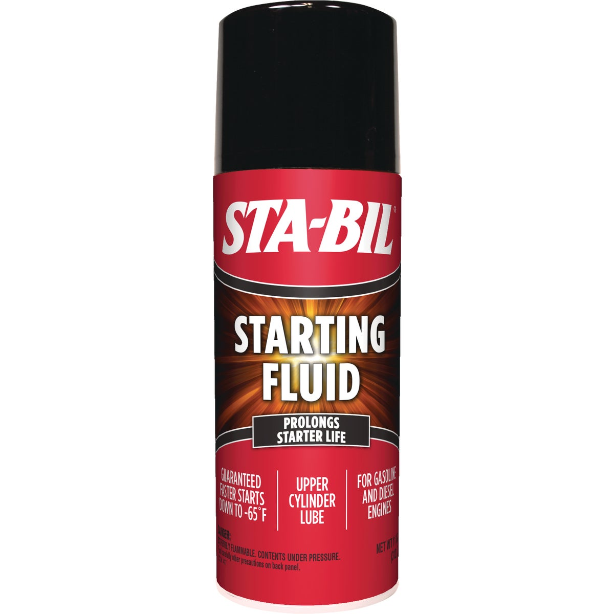 10.1OZ STARTING FLUID - SA16-12 by Gold Eagle Mfg