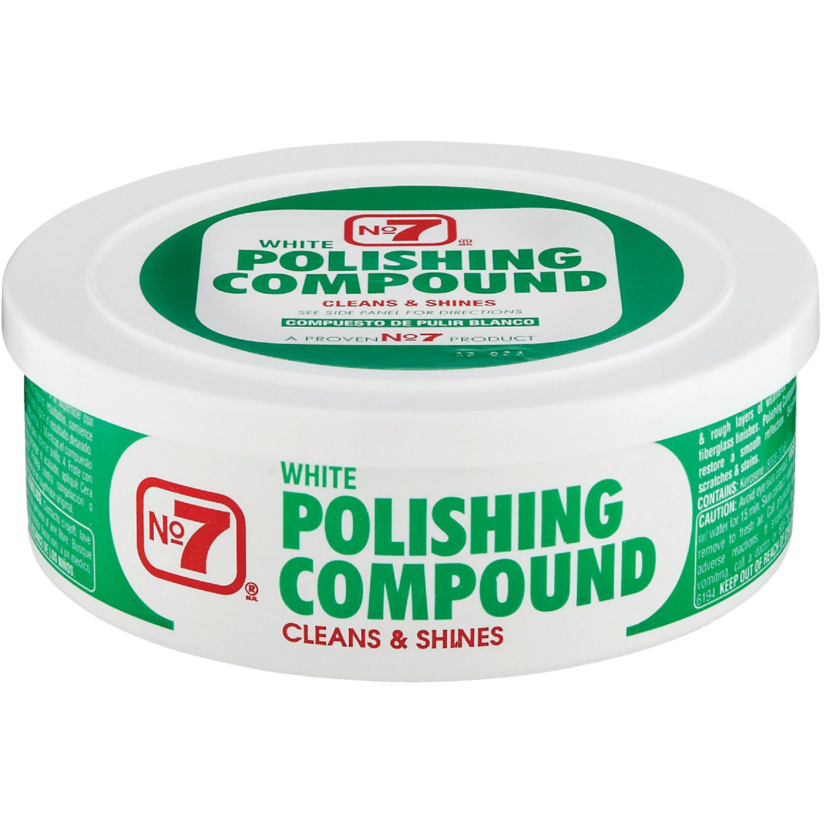 10OZ POLISHING COMPOUND - 07610 by Cyclo Industries