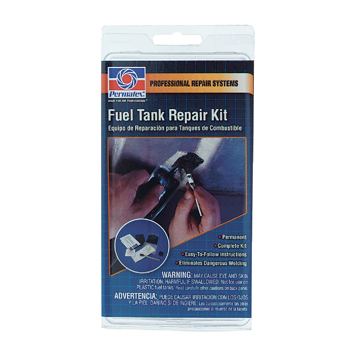 FUEL TANK REPAIR KIT - 09101 by Itw Global Brands