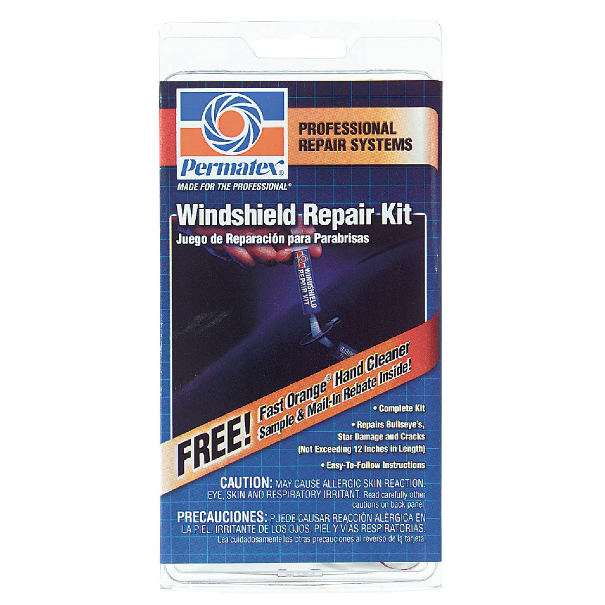 WINDSHIELD REPAIR KIT - 09103 by Itw Global Brands