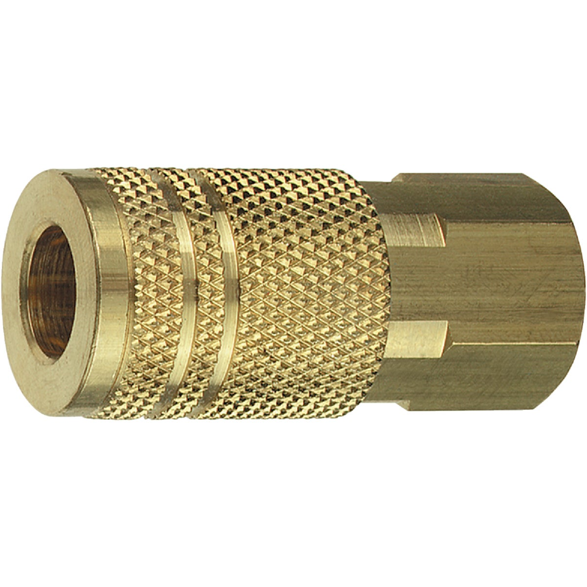 "1/4"" I/M FEMALE COUPLER - 13-234 by Plews  Lubrimatic"