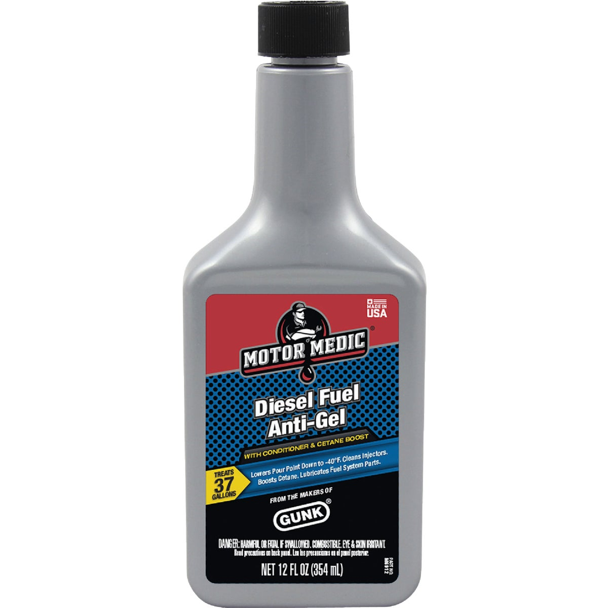 12OZ DIESEL ANTI-GEL