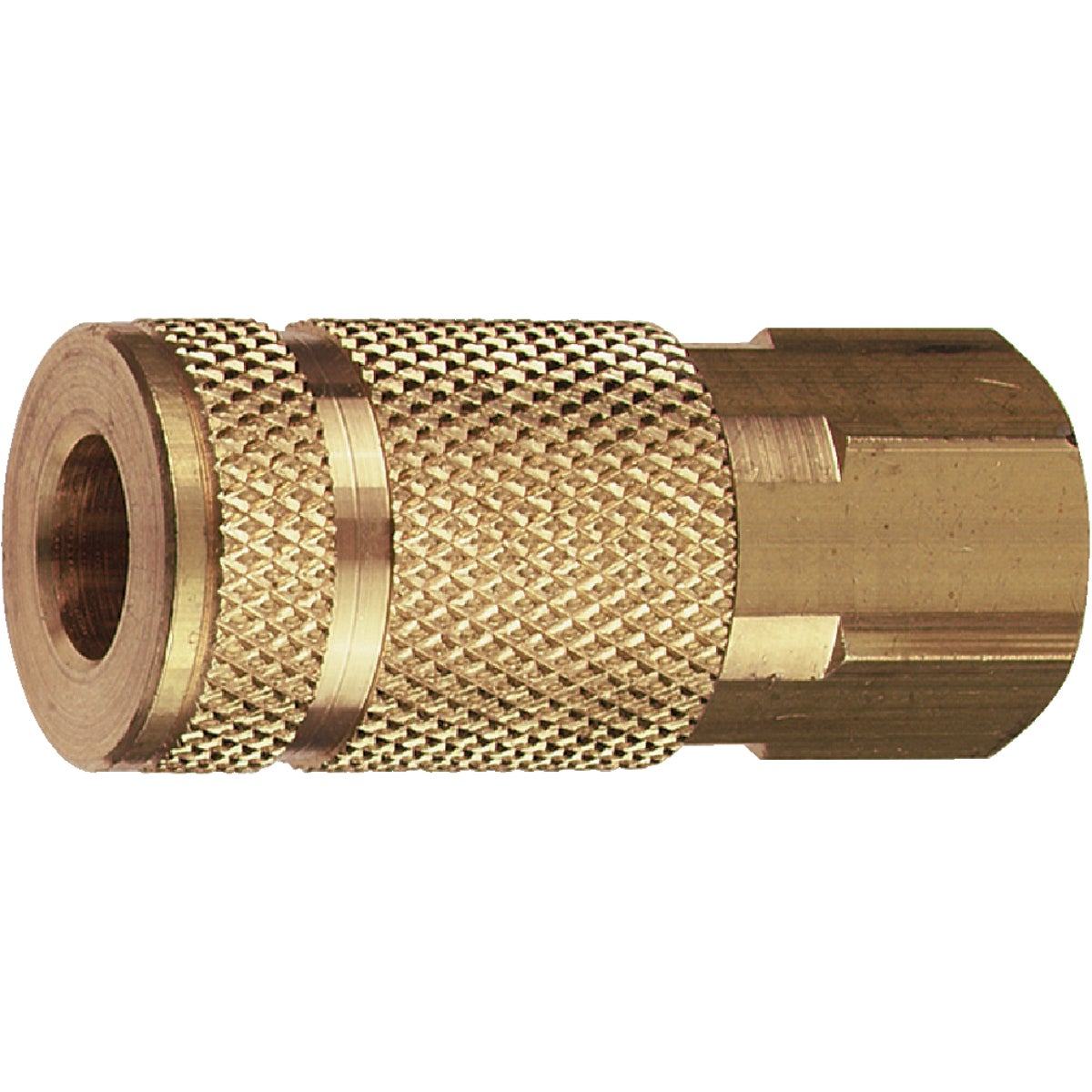 "1/4""ARO BK FMALE COUPLER - 13-334 by Plews  Lubrimatic"