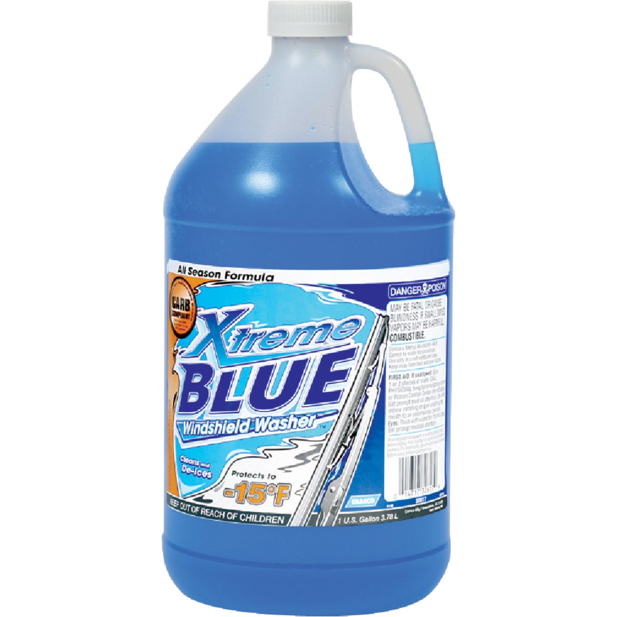 -15 WINDSHIELD WASH - 32617 by Camco Mfg Inc Fluids