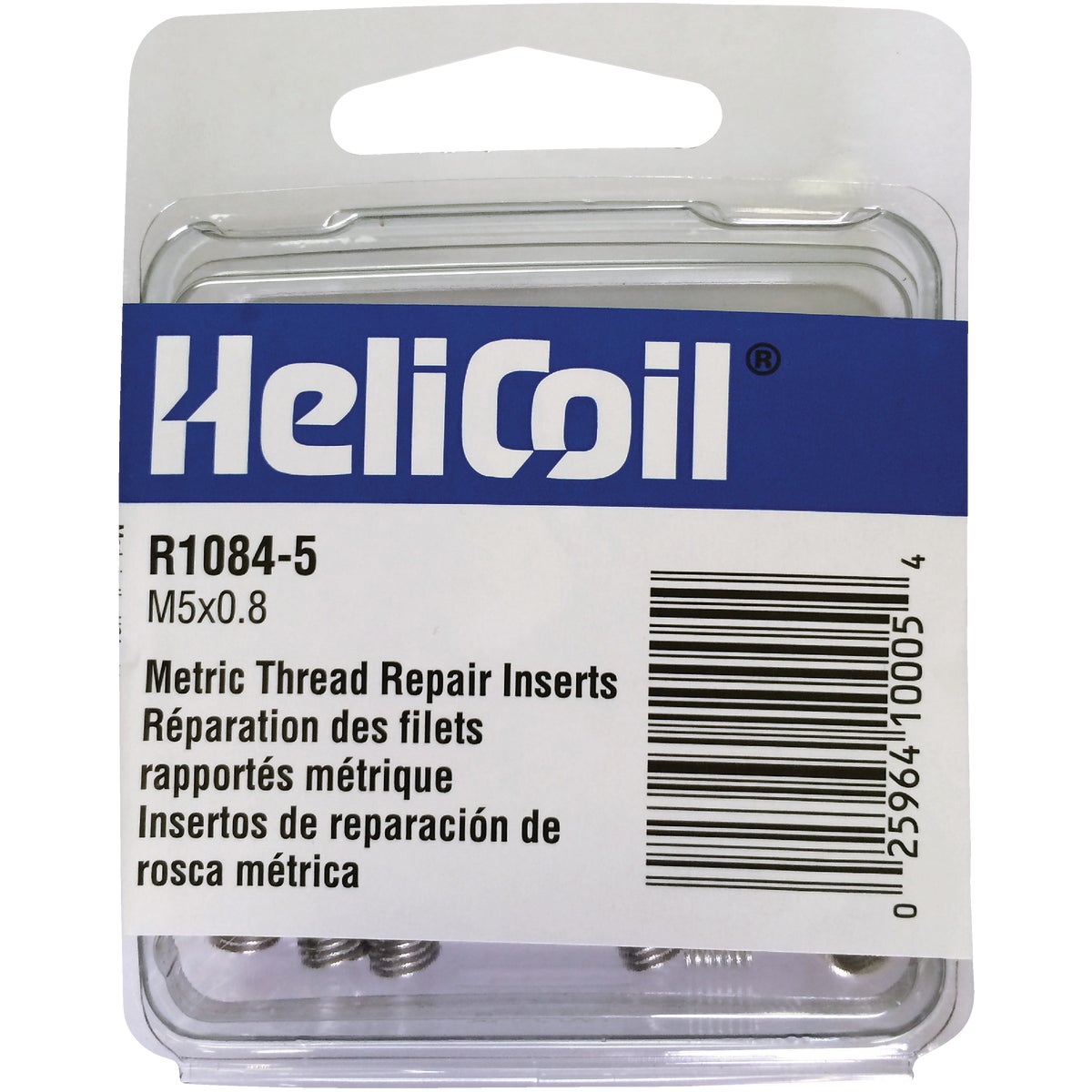 M5X0.8 THREAD REPAIR - R1084-5 by Helicoil Div Emhart