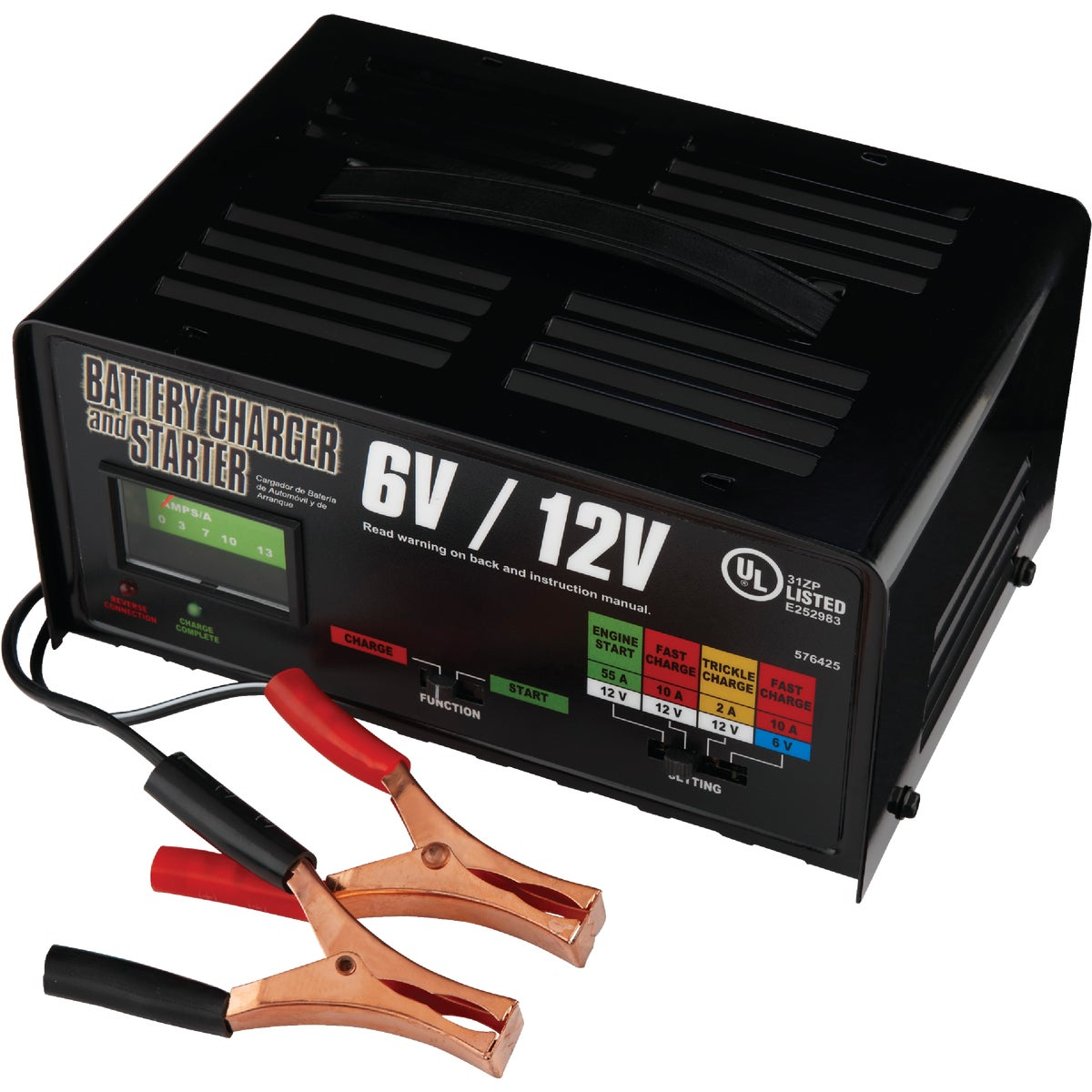 2-10-55 BATTERY CHARGER - 03418 by Do it Best