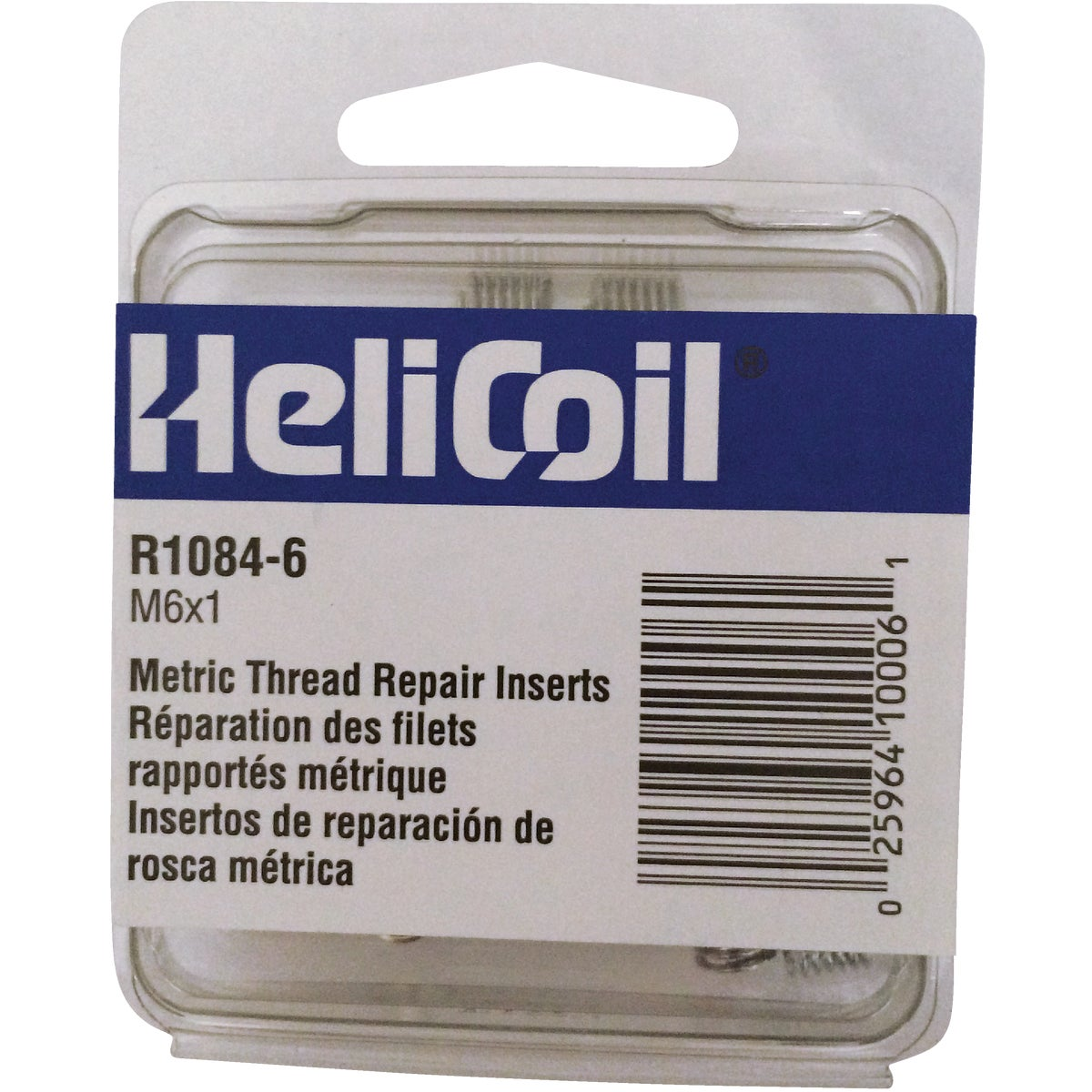 M6.1 THREAD REPAIR - R1084-6 by Helicoil Div Emhart