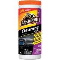 Armor All Multi-Purpose Cleaning Wipes, 17497C
