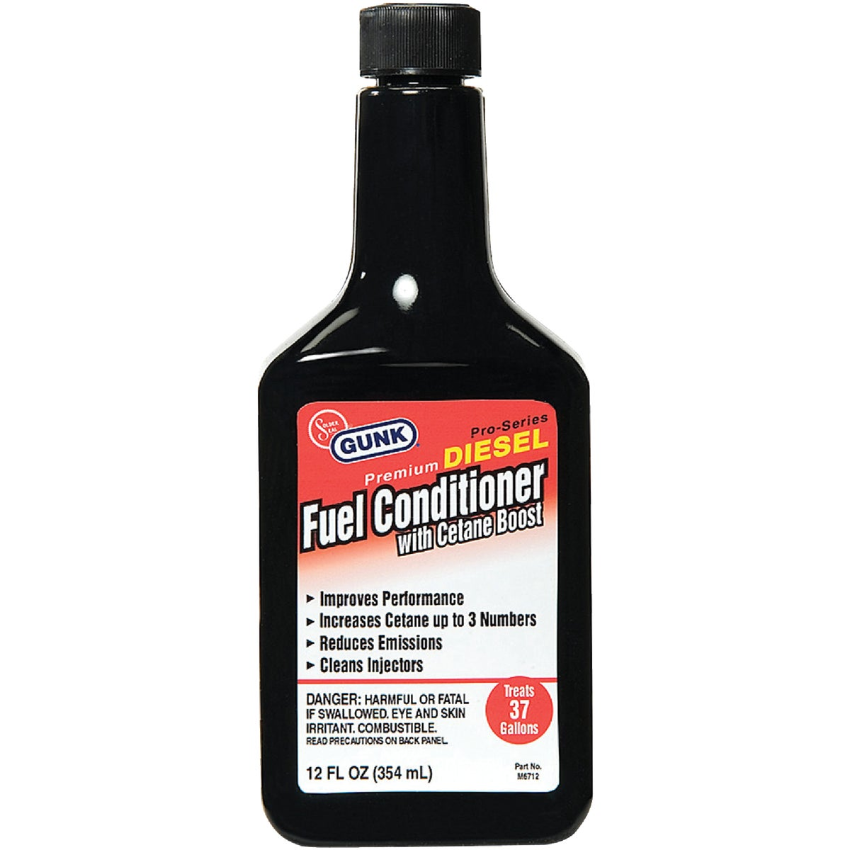 12OZ DIESL FUEL ADDITIVE - M6712 by Radiator Specialty