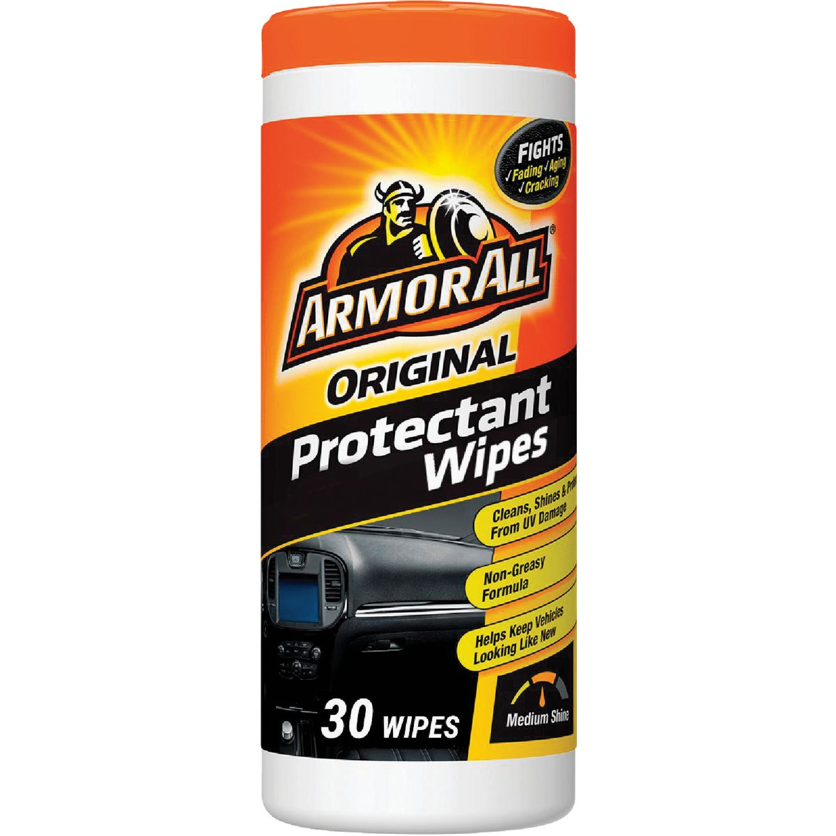 25Ct Protectant Wipes