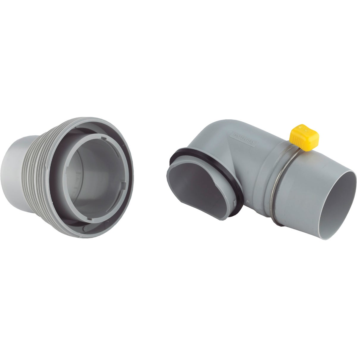 4N1 ELBOW SEWER ADAPTER - 39144 by Camco Mfg.