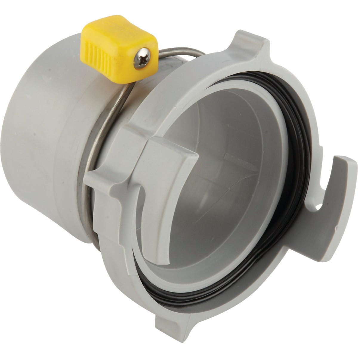 RV STRAIGHT HOSE ADAPTER - 39173 by Camco Mfg.
