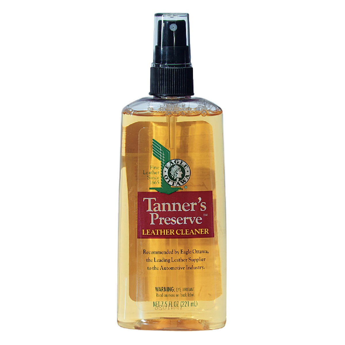 Tanners Preserve Leather Care Cleaner, 65864