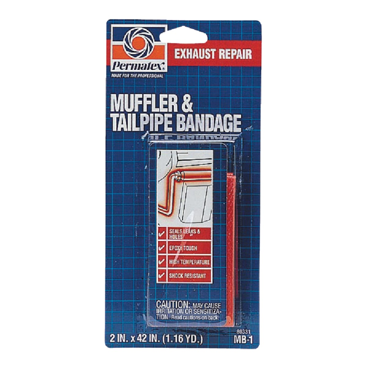 MUFFLER BANDAGE - 80331 by Itw Global Brands