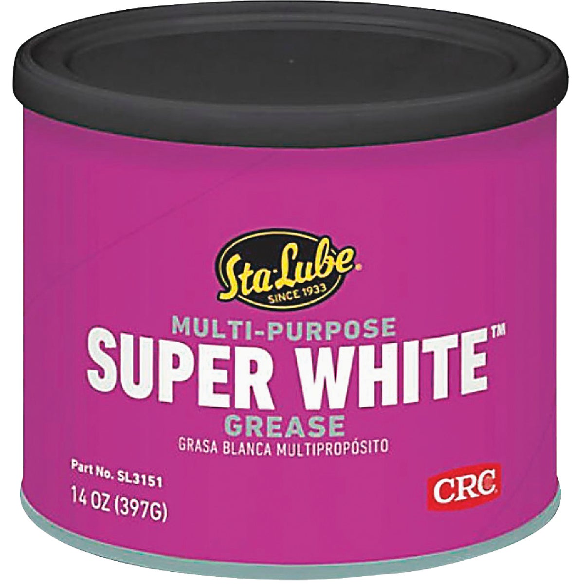1LB WHT LITHIUM GREASE - 11350 by Plews  Lubrimatic
