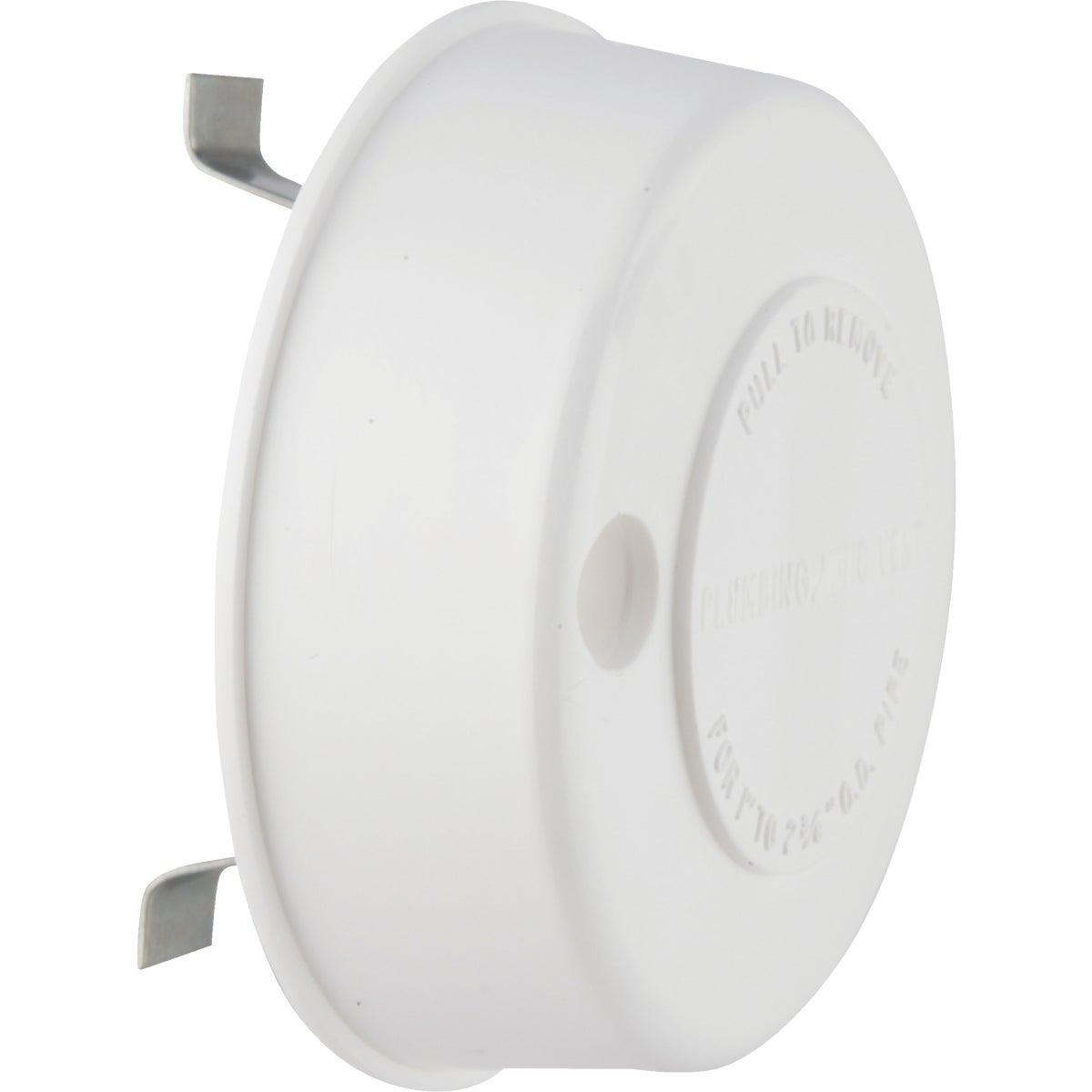 WHITE PLUMBING VENT CAP