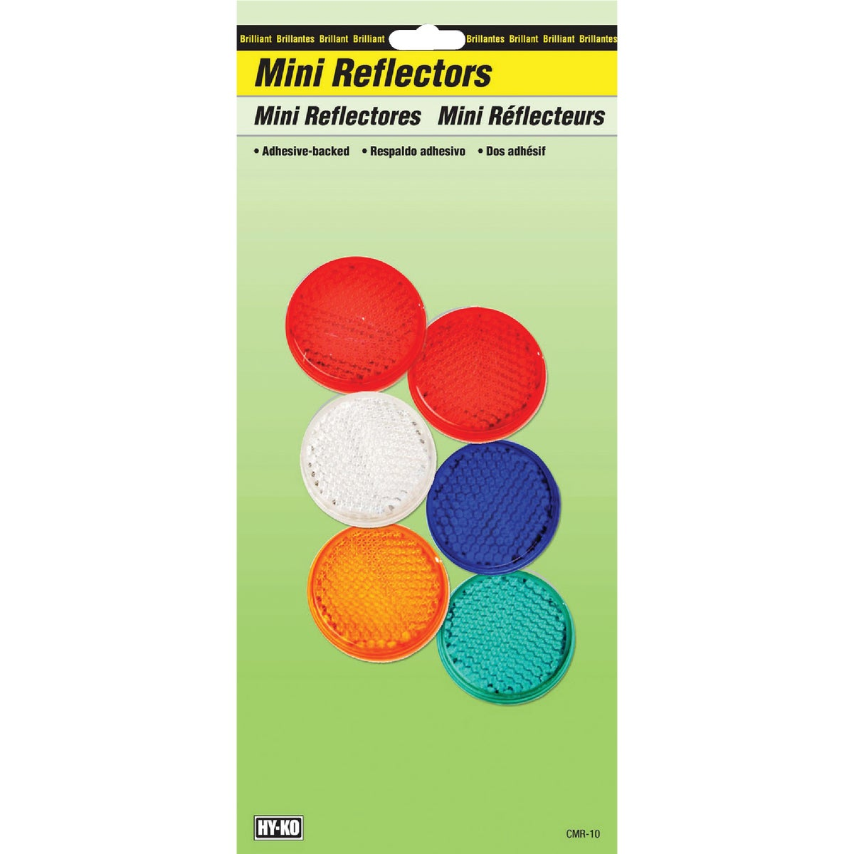 5ASTD MINI RELECTORS - CMR-10 by Hy Ko Prods Co
