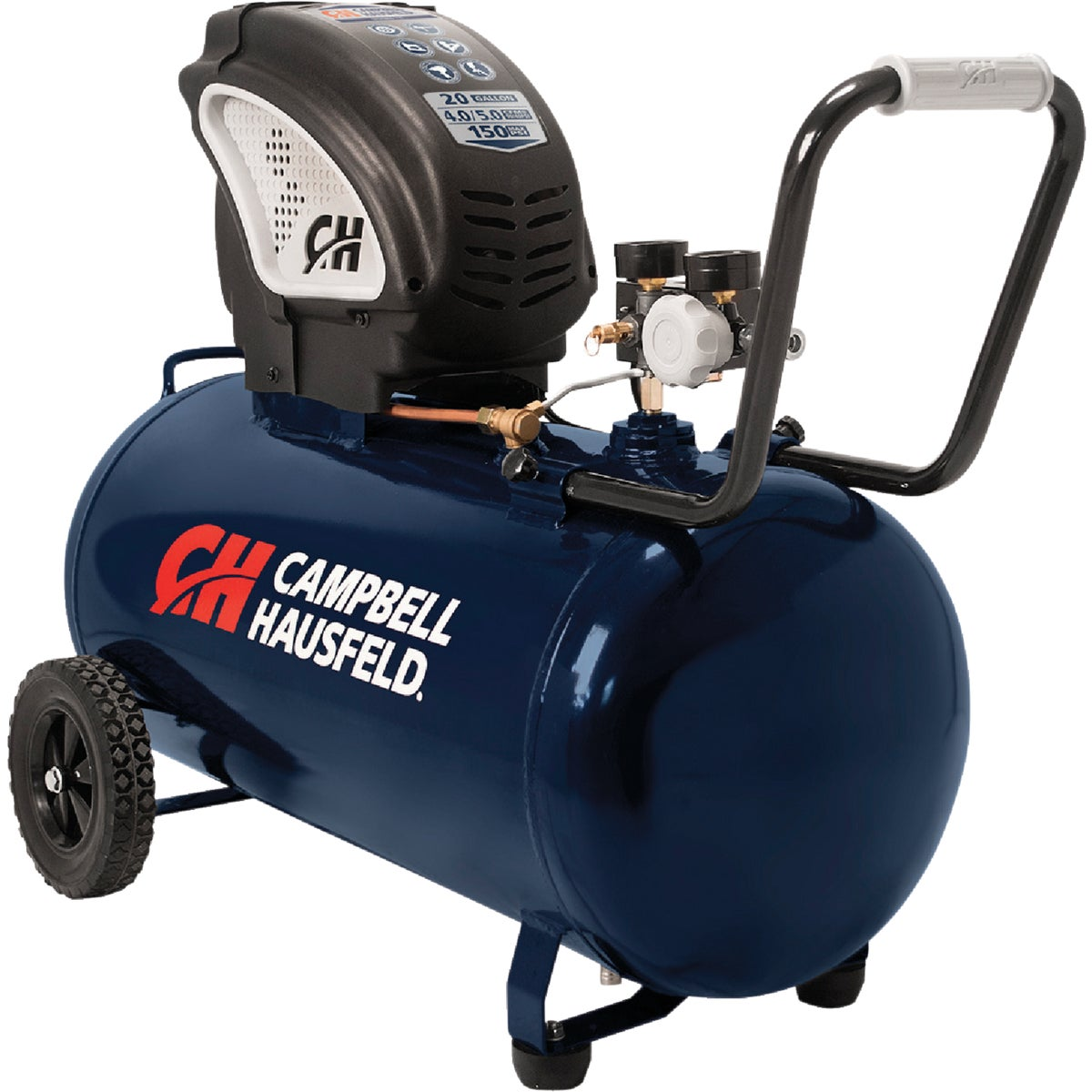 1.7HP 20G AIR COMPRESSOR - WL6502 by Campbell Hausfeld Co