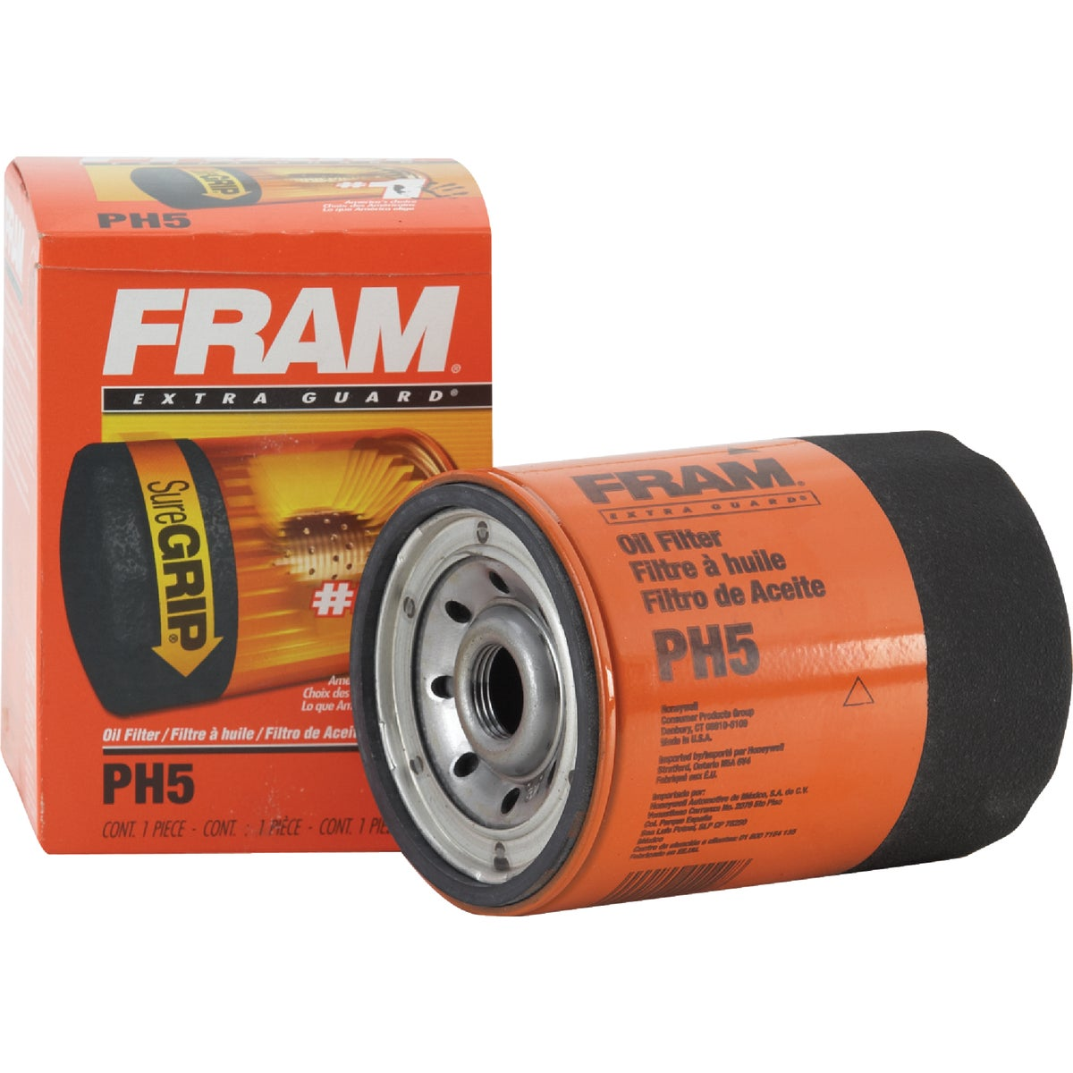OIL FILTER - PH5 by Fram Group