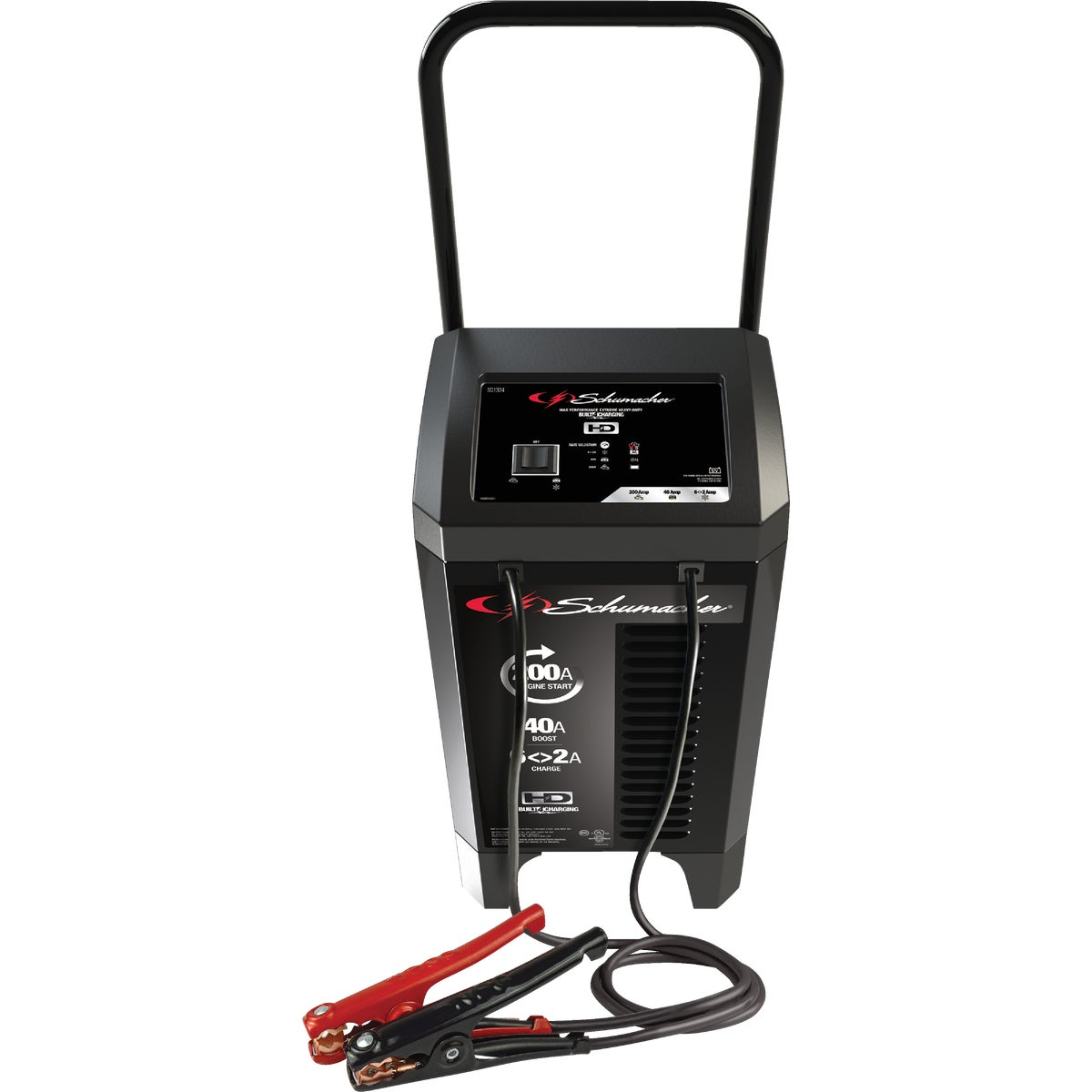 Starter-Battery Charger