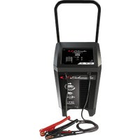Schumacher 12V Automatic Wheel Starter/Battery Charger, SC1324